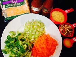 Basic ingredients- kids Seviyan recipe