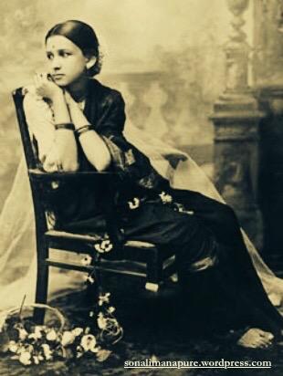 Maharani Indira Raje Holkar of Indore (A.L. Syed: 170 K.V. Talcherkar)