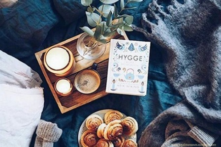 The Little Book of Hygge by Meik Wiking. (Image from NPR, On Point)