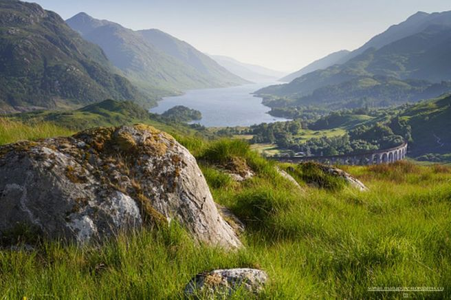 The Scottish Highlands. Outlander.