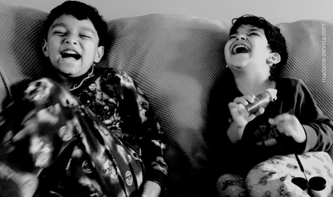 Kids, laughter, laughing, black and white, photography, monochrome, photos