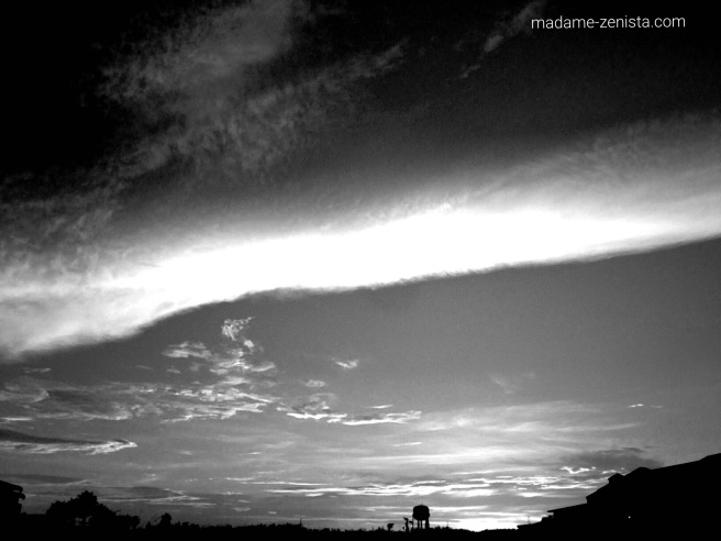Sky shades. black and white, photography, monochromes, B&W,