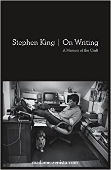 Stephen King_On_Writing_A Memoir_of_the_Craft. Book Cover page