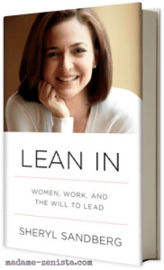 'Lean In' Book Cover